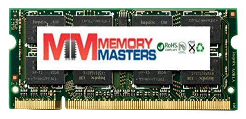 MemoryMasters Compatible 2GB Memory Module for Acer Revo 3600 Series DDR2 SO-DIMM 200pin PC2-4200 533MHz Upgrade