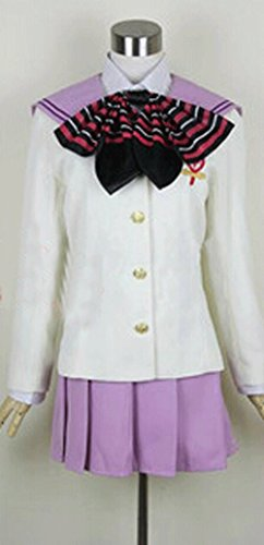 Ao No Exorcist Blue Exorcist Moriyama Shiemi Uniform Cosplay Costume Customize Cosplay -
