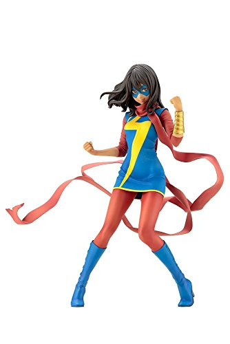 Kotobukiya MARVEL Beautiful Girl MARVEL UNIVERSE Miss · Marvel (Kamara · Khan) 1/7 scale PVC painted finished figure