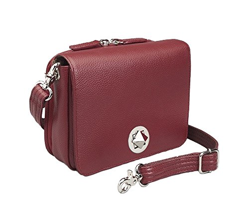Organizer Cross Body Tote'n Red Gun Mama ISqTwH8R4
