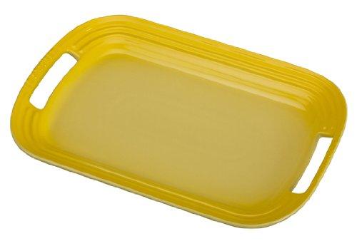 14 Inch Stoneware Platter (Le Creuset Stoneware 14