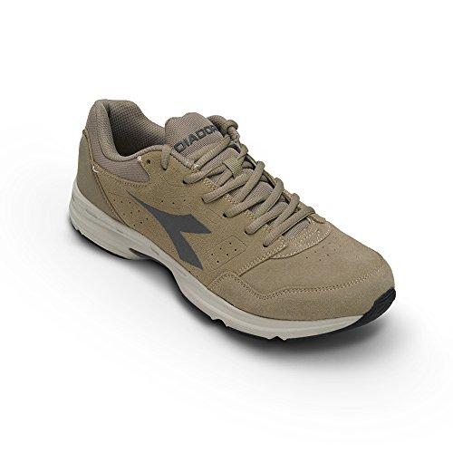Scarpe Sneaker Uomo DIADORA Art. SHAPE 6 S Nuova Collezione ( Beige Cornstalk Castle Rock - 43)