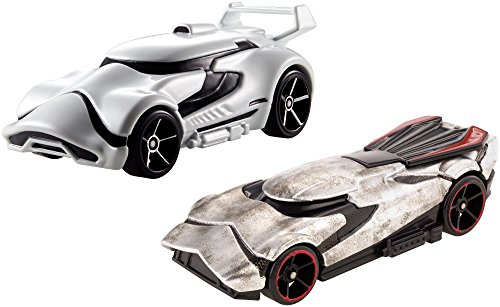 Hot Wheels Star Wars Character Car (2 Pack), #4