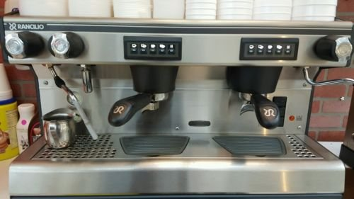 Machine Rancilio Epoca E 2 Group: Amazon ca: Home & Kitchen