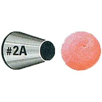 Wilton #2A Round Decorating Tip