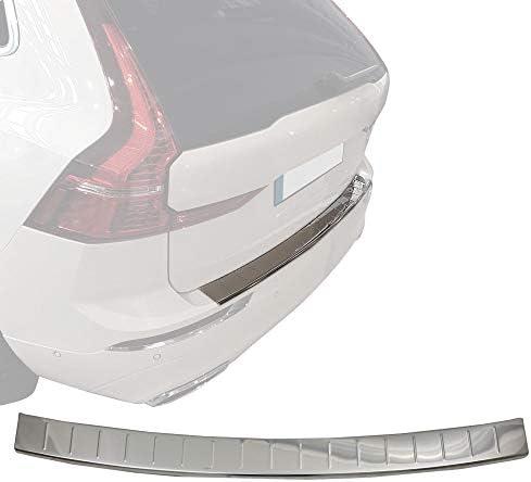 Ladekantenschutz Stoßstangenschutz Für Xc60 Ii 2017 2020 Aus Edelstahl Chrom Mit Abkantung Auto