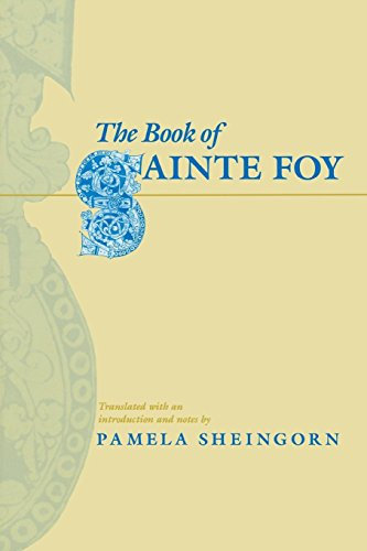 The Book of Sainte Foy (The Middle Ages Series)