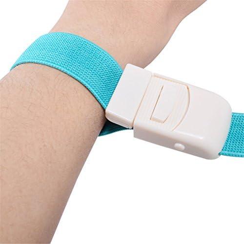 CZTY Hämostatische Bandage für die erste Hilfe, einhändige Bedienung der hämostatischen Bandage Quick Slow lösen medizinische Erste-Hilfe-Schnallen Outdoor-Gurt