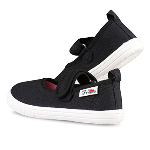 Pictures of Girls Mary Jane Sneakers - Casual Canvas Shoes 2