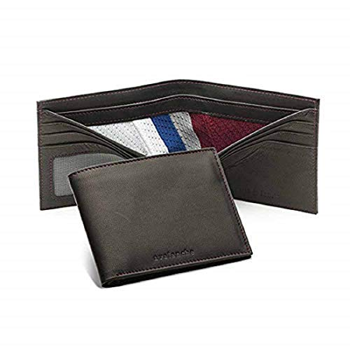 Tokens & Icons NHL Game Played Jersey Wallet - Colorado Avalanche (81CA) (Tokens And Icons Wallet)