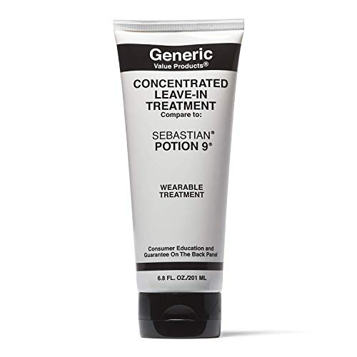 Generic Value Products Concentrated Leave-In Conditioner Treatment - Compare to Sebastian Potion 9, ()