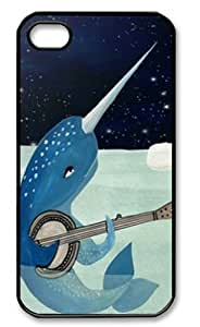 Narwhal's Aquarelle Iphone 5 Slim-fit Case