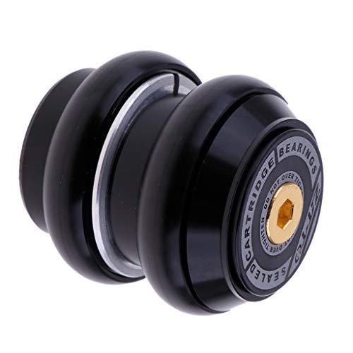 Headset Bearings Cartridge (Baosity Mountain Road Bike Headsets External Headsets Sealed Cartridge Bearings 1 1/8