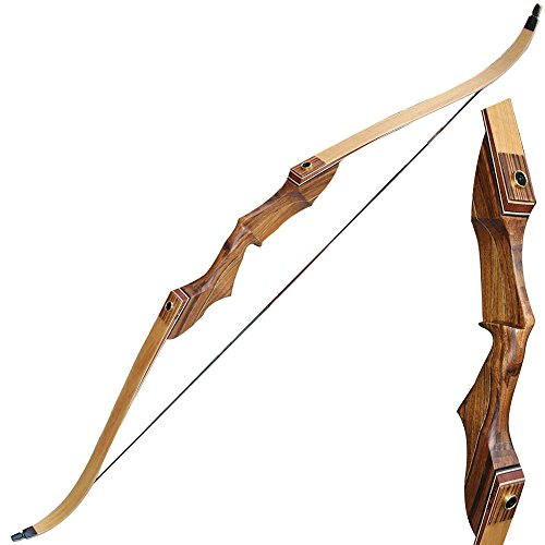 toparchery Take Down Recurve Bow Right-handed 60