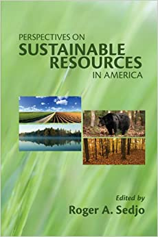 Book Perspectives on Sustainable Resources in America (Rff Press)