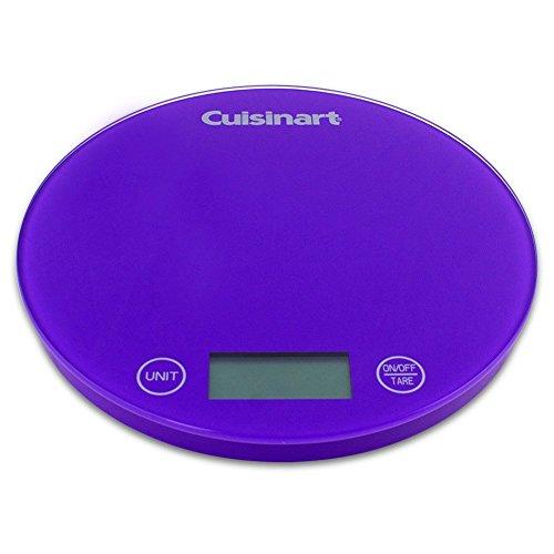 Cuisinart FS-1PR Digital Kitchen Scale - Purple from Cuisinart