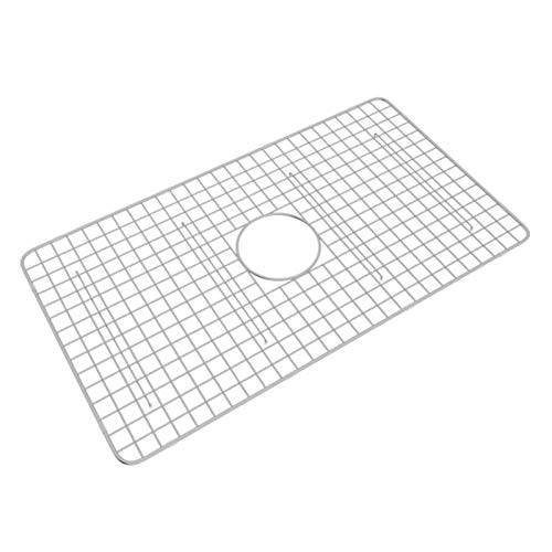 ROHL WSGMS3018SS Wire Sink Grids, 26.75'', Stainless Steel by Rohl