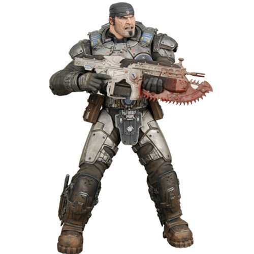 """Gears of War 12"""" Marcus V.2 with Led Lights"""