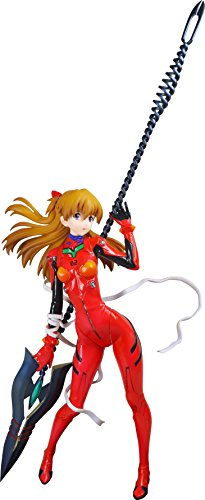 Clayz Evangelion 2.0: You Can Not Advance: Asuka Langley Cold Cast Figure Statue