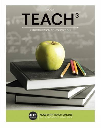 Teach    Student Ed W/Access Card