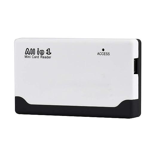 Fcostume todos en 1 Multi Tarjeta de Memoria USB Reader para ...