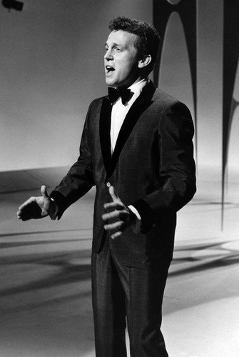 2701823ac Bobby Vinton singing on stage 1960's in tuxedo 24x36 Poster at Amazon's  Entertainment Collectibles Store