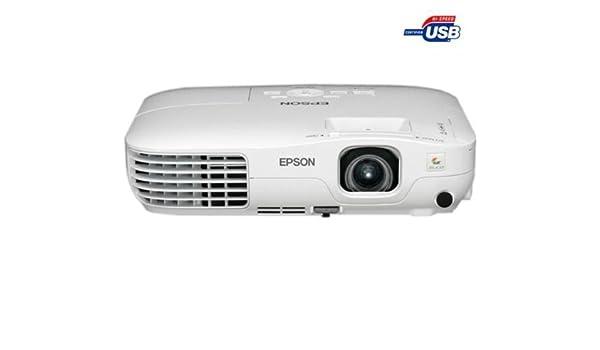 Epson EB-S10 - Proyector (2600 lúmenes ANSI, LCD, SVGA (800x600 ...