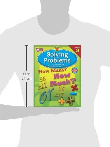 Master Math, Grade 3: Solving Problems (Brighter Child Workbooks ...