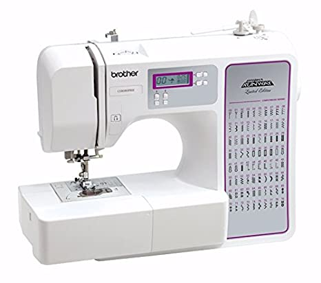 Amazon Brother Sewing Machine Computerized CE40 Special Gorgeous Brother Sewing Machine Reviews 2014