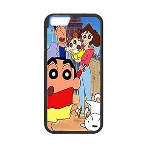 iphone6 4.7 inch Phone Case Black Crayon Shin-chan ZIC447298