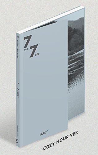 CD : GOT7 - 7 for 7 Present Ed. [Cozy Hour version]
