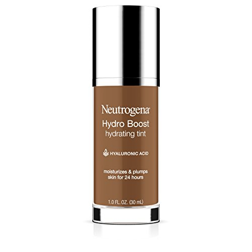 Neutrogena Hydro Boost Hydrating Tint, 1.0 Fl. Oz. 135 / Chestnut