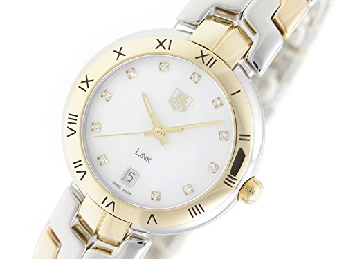 Tag Heuer Link swiss-quartz womens Watch WAT1351.BB0957 (Certified Pre-owned) by TAG Heuer