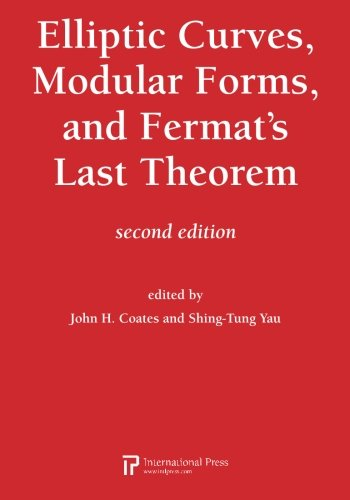 Elliptic Curves, Modular Forms and Fermat's Last Theorem, 2nd Edition (2010 re-issue)