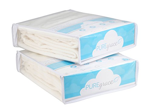Puregrace Crib Toddler Mattress Pad Superior To Organic