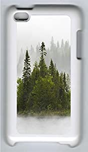 ipod 4 CaseLake Superior Provincial Park PC Custom ipod 4 Case Cover White