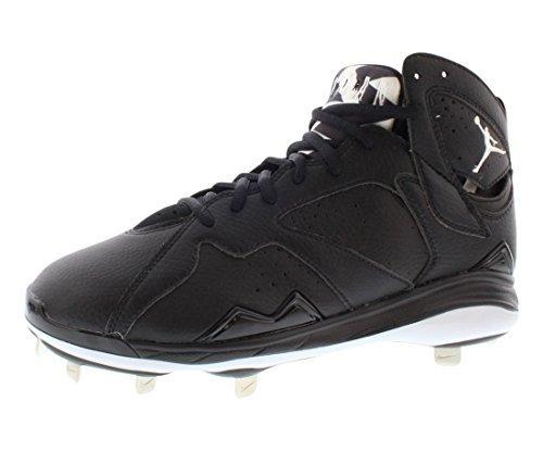 NIKE [684943-010] AIR Jordan 7 Retro Metal Mens Sneakers AIR JORDANBLACK WHITEM