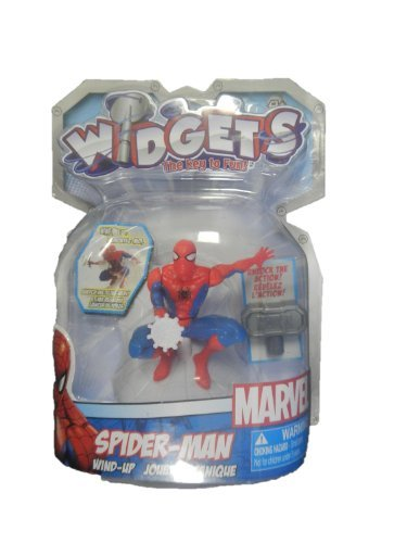 Widgets Spiderman Wind Up The Key to Fun Unlock the Action by Marvel by Marvel
