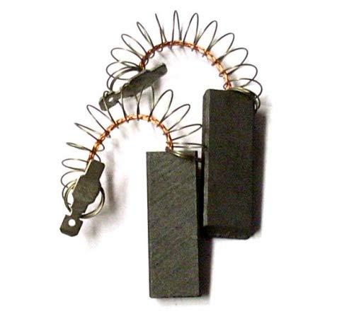 escobillas de carbón GOMES, compatible para lavadoras Bosch WOK ...