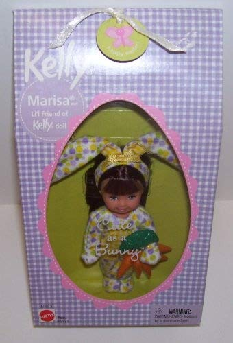 Friends of Kelly Brunette Marissa Doll Dressed As a Bunny -