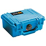 Pelican 1120 Case with Foam for Camera (Blue)