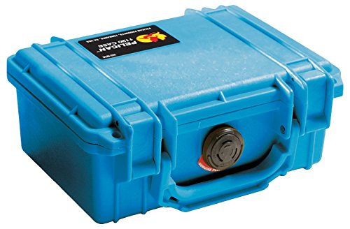 Pelican 1120 Case With Foam - Case Micro Pelican Blue