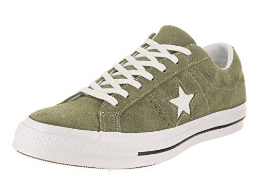 (Converse Unisex One Star Ox Field Surplus/White/White Casual Shoe 6.5 Men US / 8.5 Women)