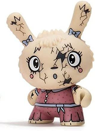Kidrobot Scared Silly 3-inch Dunny Series by Jenn /& Tony Bot SINGLE BLIND BOXED