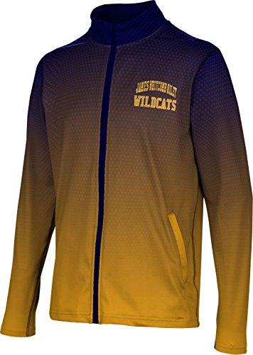 ProSphere Men's James Whitcomb Riley High School Zoom Full Zip Jacket (Riley High School South Bend)