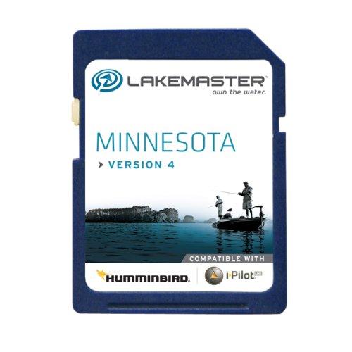 Lakemaster 6000211 Digital GPS Electronic Fishing Chart – Minnesota Review