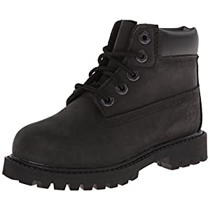 Timberland Kids' 6″ Premium Waterproof Boots for Toddlers
