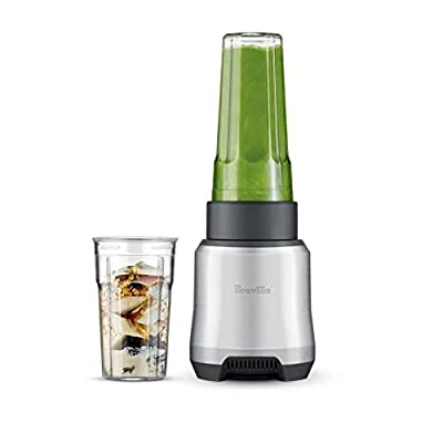 Breville The Boss To Go Personal Blender with 16 and 32 Ounce Tumblers
