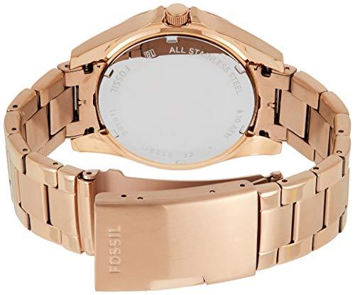 Fossil Women's Riley Stainless Steel Multifunction Glitz Quartz Watch 2