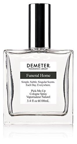 Spray Funeral - Demeter Cologne Spray, Funeral Home, 3.4 oz.